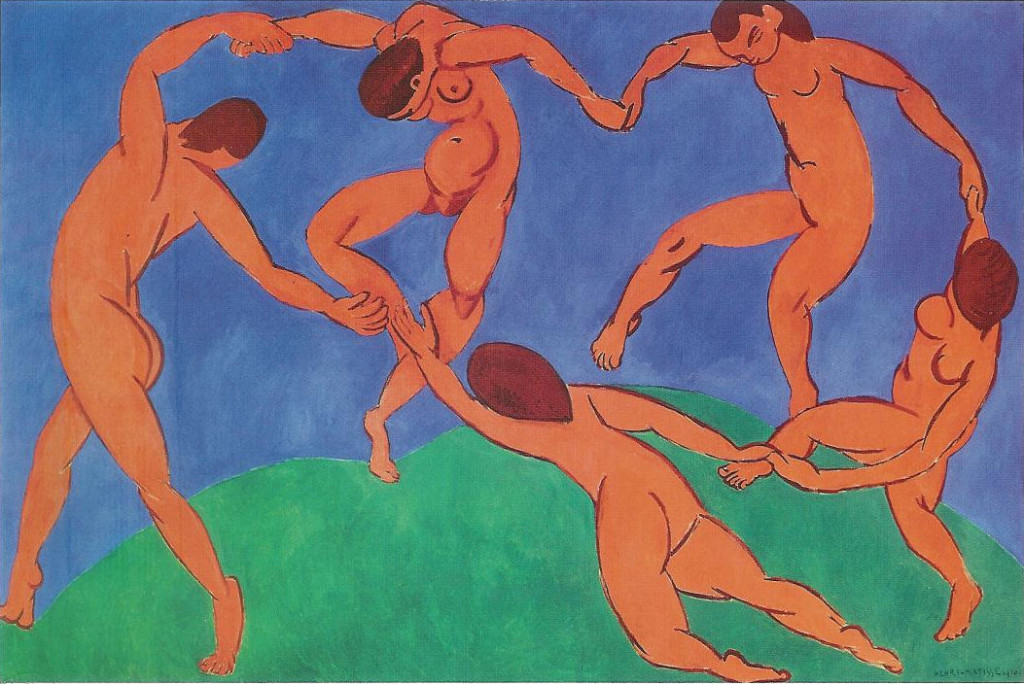 Meesterwerken, Matisse